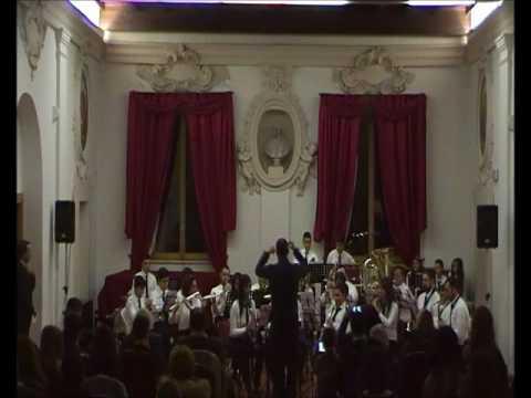 """Banda Giovanile """"Città di Ferentino"""" - """"Tricolore"""" Marcia d'Entrata - Gesualdo Coggi"""