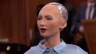 LE ROBOT QUI FAIT PEUR À L'HUMANITÉ