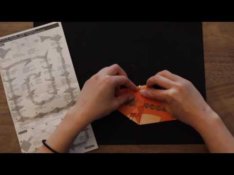 How to make a Tyrannosaurus T Rex Origami