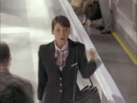 相武紗季 JAL CM スチル画像。CM動画を再生できます。