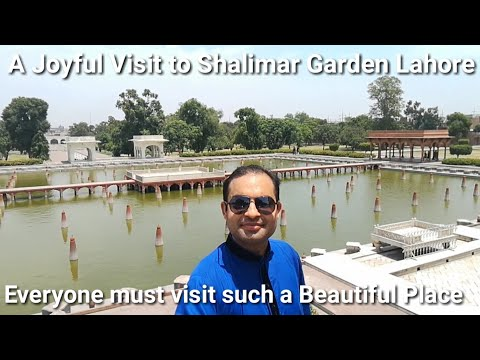 VLOG - Shalimar Gardens - Shalamar Bagh Ki Sair - A Visit To Shalimar Garden Lahore - June Vlog 2019