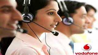 Vodafone customer care Girl say,,,,,, I LOVE YOU  Very Funny Talk