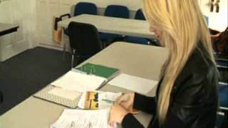 romanian nvq student with yellow card wmv