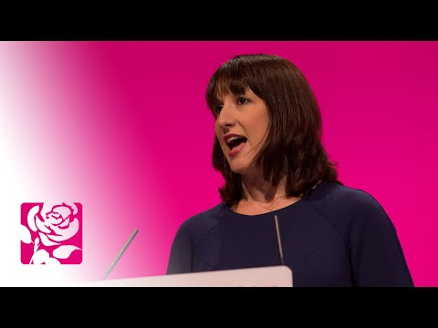 Rachel Reeves MP's speech to Labour Conference 2014