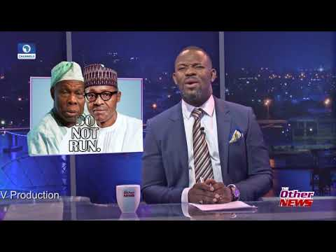 Olusegun Obasanjo Writes Yet Another Letter | The Other News | Jan. 25 2018
