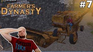 LATAJĄCY HEDER! :O #7 - Farmer's Dynasty | SWIATEK