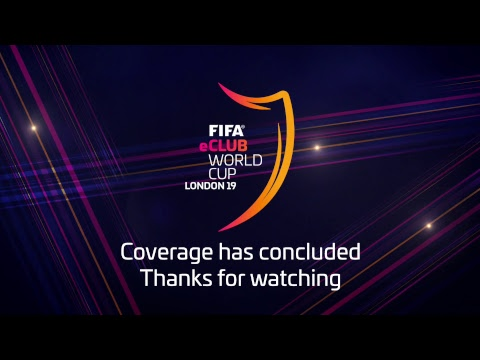 FIFA eClub World Cup 2019 - Final Game