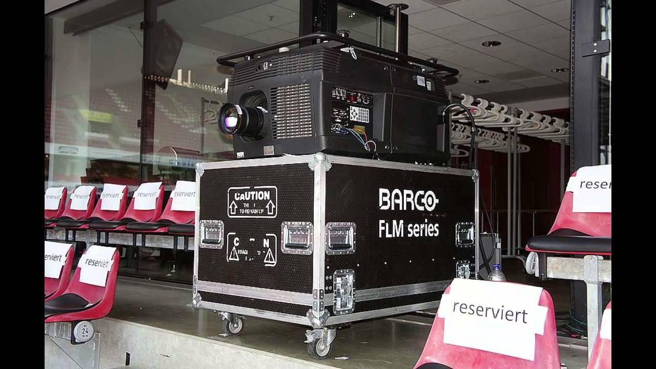barco flm hd20 projektor beamer g nstig. Black Bedroom Furniture Sets. Home Design Ideas
