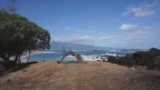 Maui Yoga Flow 2 with Irena