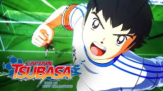 Captain Tsubasa: Rise of New Champions - Official Character Trailer