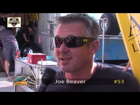 360 Knoxville Nationals Pre-Race Interviews with Sammy and Joe Beaver!