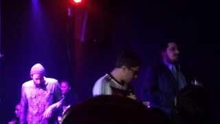 DCVDNS - Intro (DWIS) [LIVE - TOURBAN AUS SCHAF - HEILBRONN MOBILAT 30.11.13]