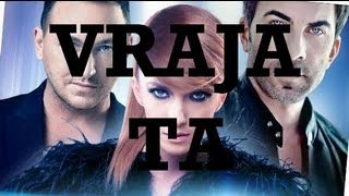 Gambar cover DJ Project & Adela - Vraja Ta (Official Radio Version)