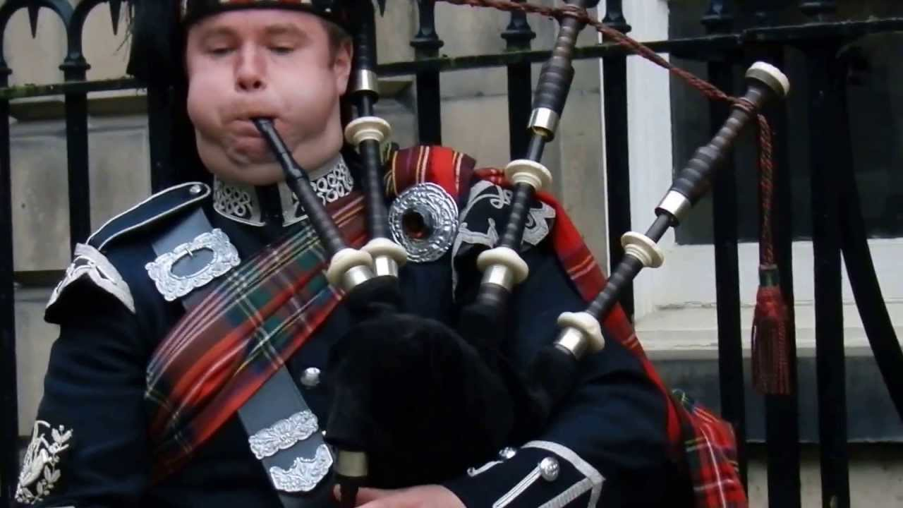 59a09562c5 Great Highland Bagpipe - YouTube