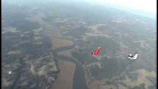 Jerry Lo AFF Category E1 Skydive