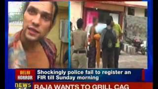 Russian woman alleges rape in north Delhi - NewsX