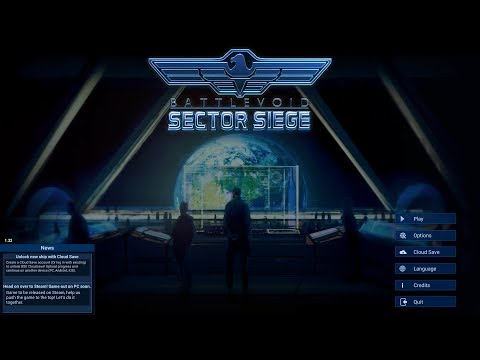 DGA Plays: Battlevoid: Sector Siege (Ep. 1 - Gameplay / Let's Play)