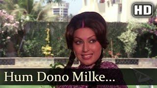 Tumhari Kasam - Hum Dono  Milke Kaagaj Ke Dil Ke - Mukesh - Asha Bhosle