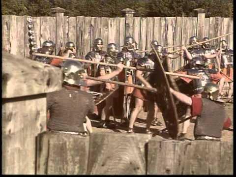 THE ROMAN INVASIONS OF BRITAIN
