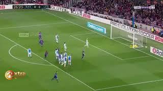 Lionel Messi Free Kick Goal Barcelona vs Leganes 1-0 7-4-2018