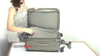 Briggs & Riley Baseline Domestic Carry On Expandable Spinner