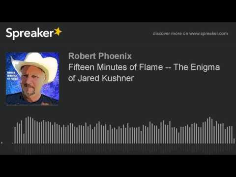 Fifteen Minutes of Flame -- The Enigma of Jared Kushner