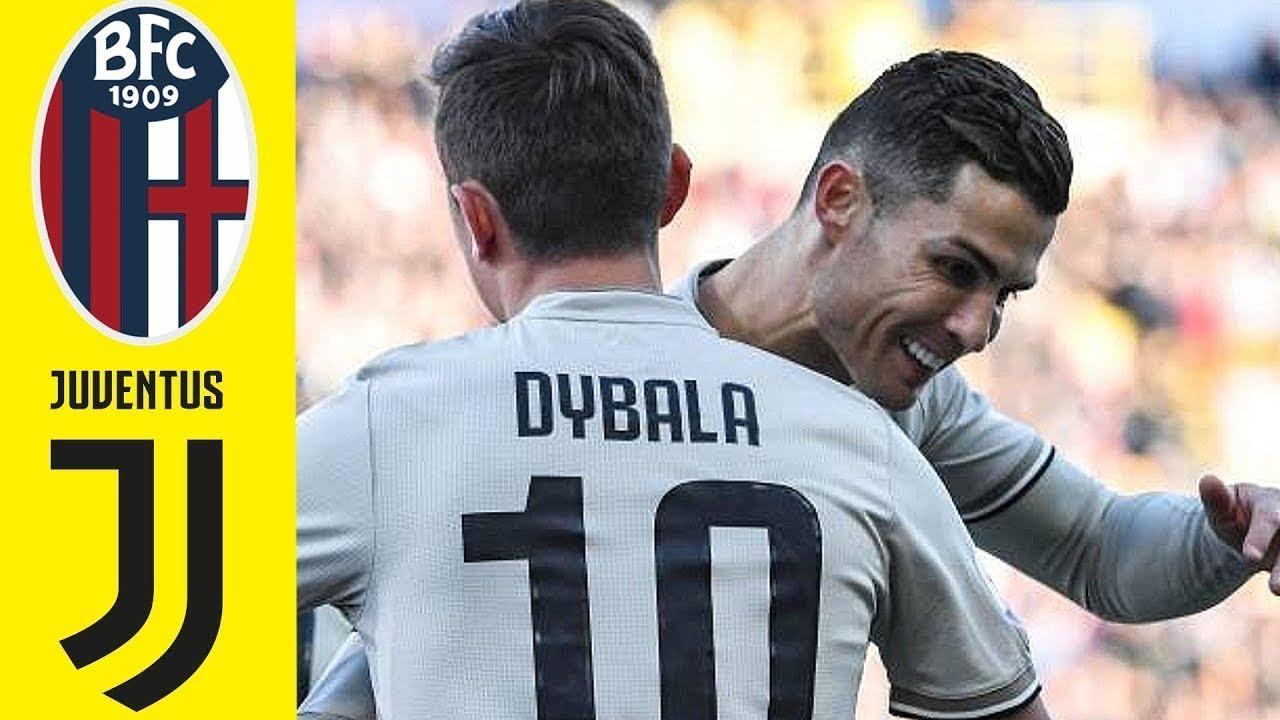 Cristiano Ronaldo Scores as Juventus Beat Bologna; Increase Serie A Lead