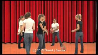 The Monkey Business Illusion(The Monkey Business Illusion by Daniel Simons. Check out our new book, THE INVISIBLE GORILLA for more information. Research based on this video was ..., 2010-04-28T13:10:04.000Z)