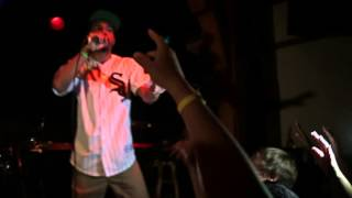 "Vic Mensa x Phony PPL: ""Orange Soda"" Live at Schubas"