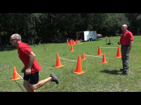FWC Law Enforcement Physical Ability Test (PAT)