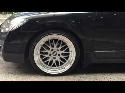 BBS Lm 18 Inch  In  Honda Civic