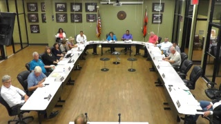Health Committee Meeting - 08/13/2018
