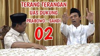 [FULL] DIALOG Pak Prabowo dengan Ustad Abdul Somad (UAS)