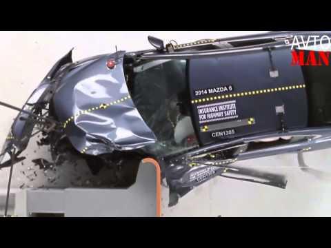 Как разбиваются крутые машины на крэш тесте? Lamborghini, Honda, Range Rover, Pagani Huayra