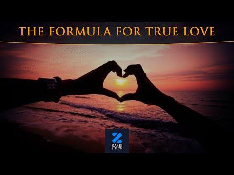 The Formula For True Love
