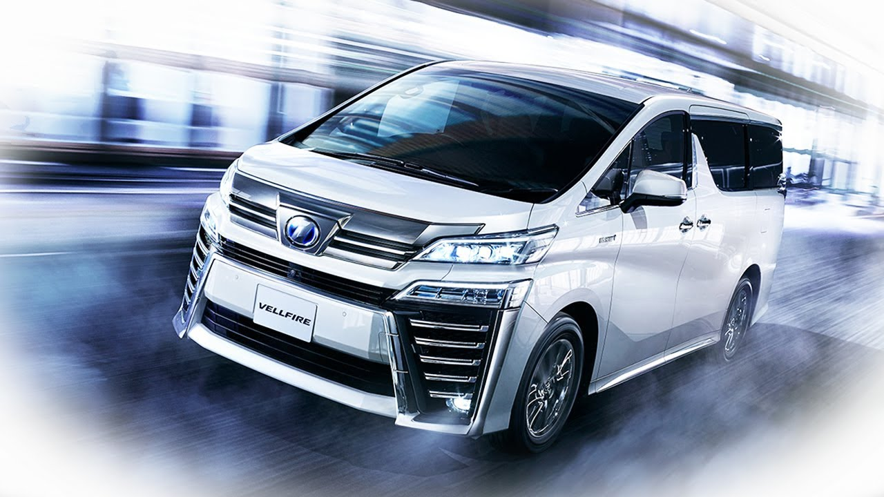 Toyota All New Vellfire 2.5 Zg Edition Lampu Depan Grand Veloz 2018 Review Youtube