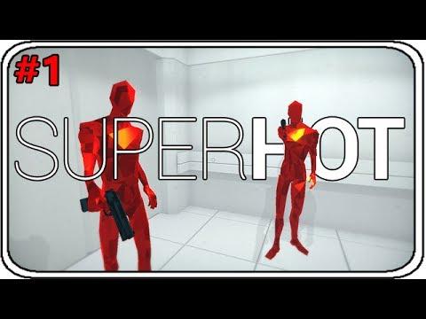 Super Hot Let's Play: Bin ich super hot? #1[GER/Deutsch]