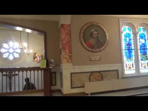The Basilica of St  Josaphat, Milwaukee, Wisconsin