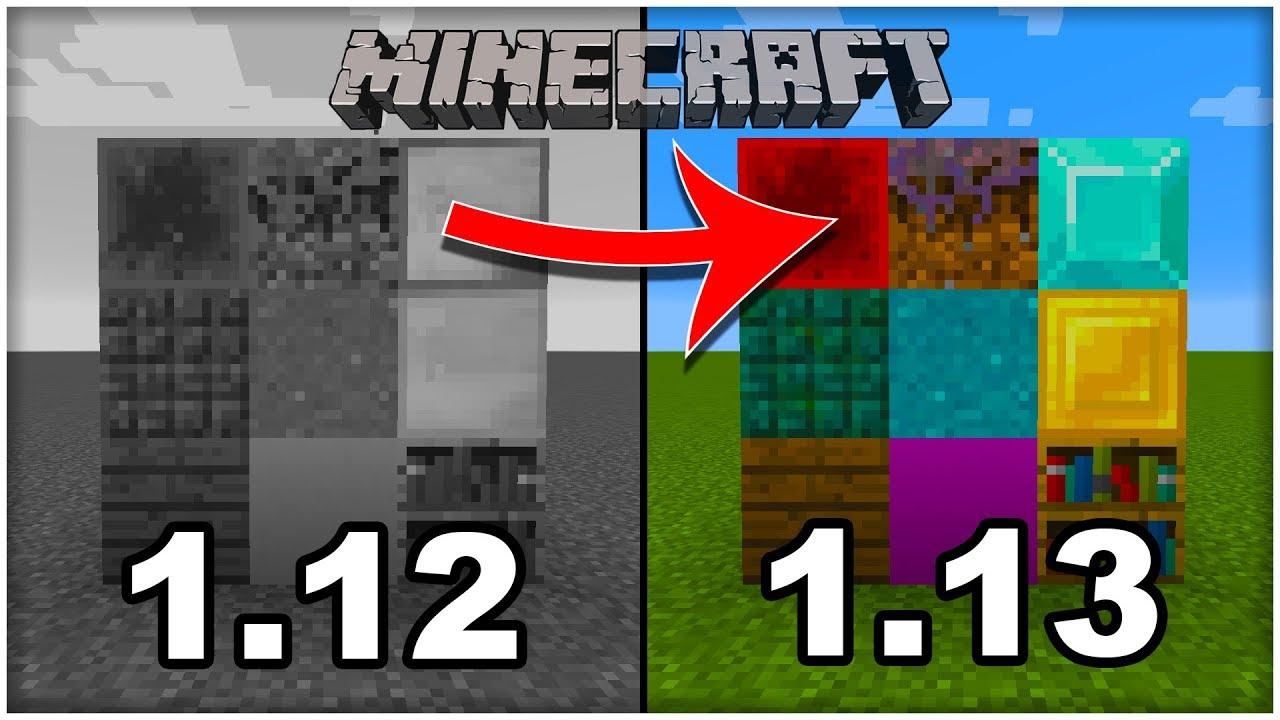 How To UPDATE Textures For Minecraft Update To - Minecraft namen zuruck andern