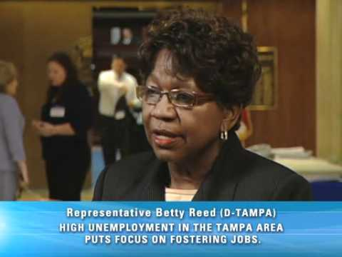 Rep. Reed Concerned About Unemployment