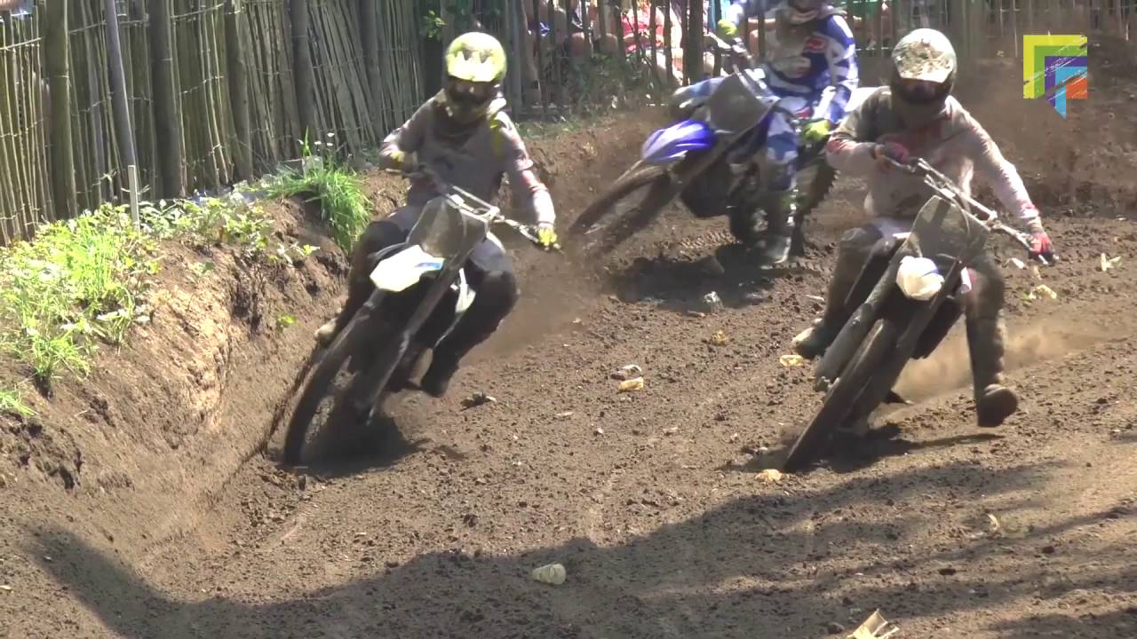 Zwarte Cross 2016 Superklasse Toppers Uit De Motorcross Sport