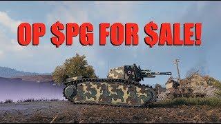 WOT - OP SPG For Sale!  105 leFH18B2 Review | #WorldofTanks