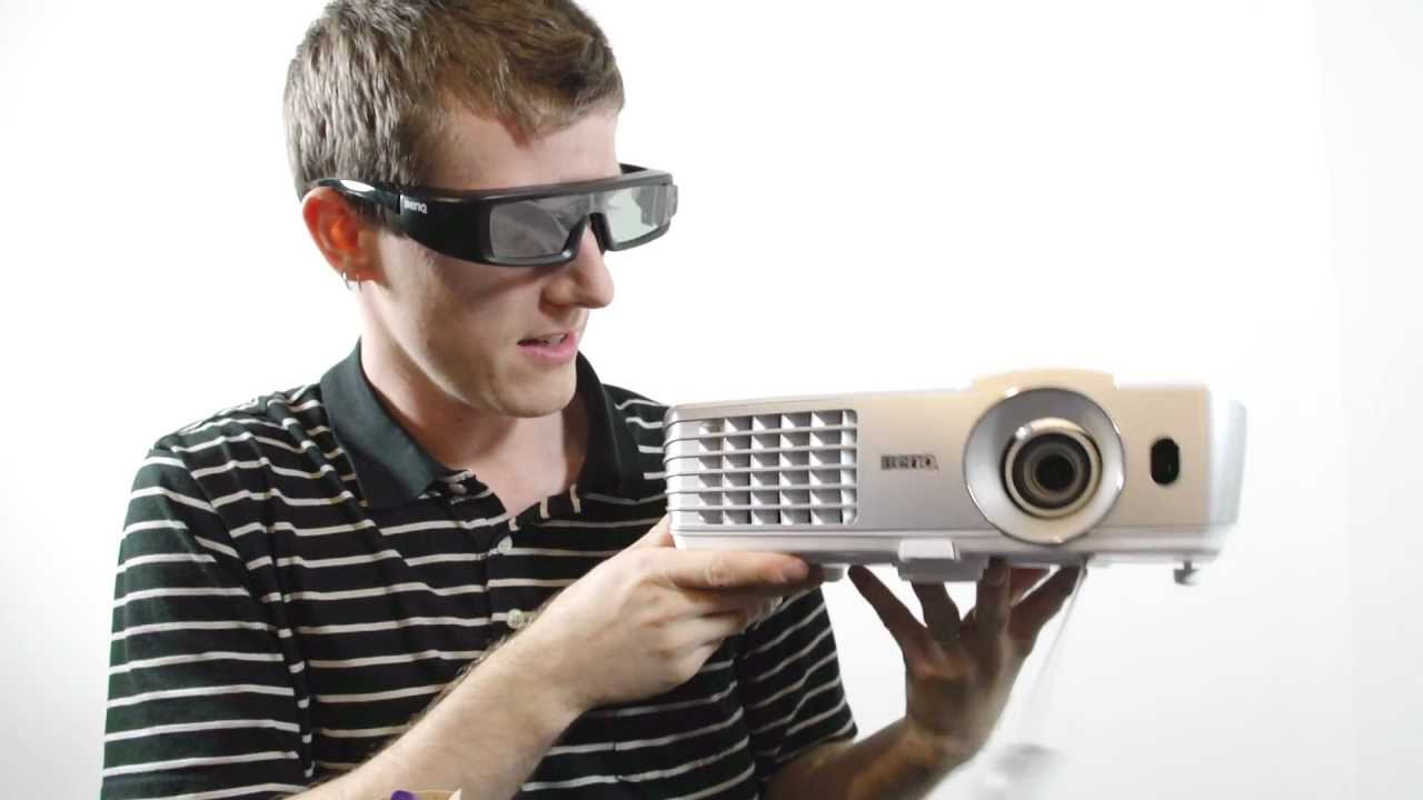 how to watch 3d movies on benq projector