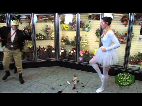 The Nutcracker by your Wichita Florist - Tillie's Flower Shop