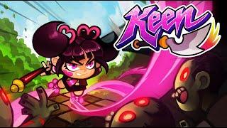 Keen - Nuestra pequeña ninja 👤