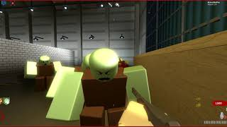 Roblox MMC Zombies Project is broken