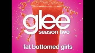 Glee-Fat Bottomed Girls [HD]