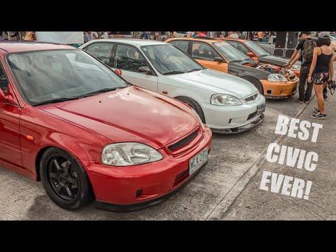 2000 HONDA CIVIC VTi (SiR Body) // Philippines