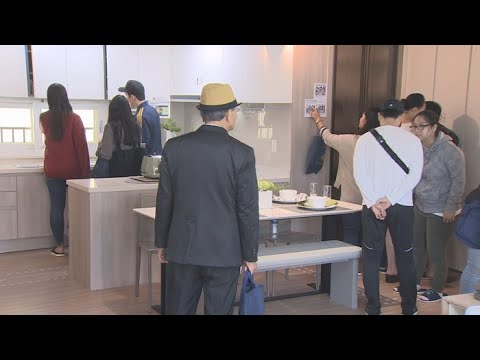 주말 전국 견본주택 23만 인파…청약 열기 후끈 / 연합뉴스TV (YonhapnewsTV)