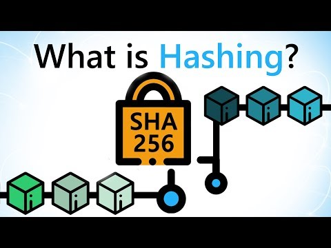 What is Hashing on the Blockchain?